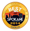Best of Spokane Gold 2014