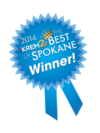 Best of Spokane Winner 2014